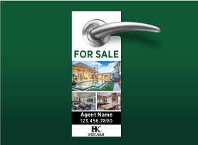 Door Hangers - Harvey Kalles Real Estate
