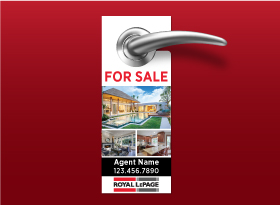 Door Hangers - Royal LePage