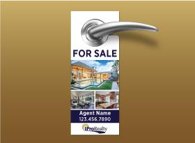 Door Hangers - iPro Realty