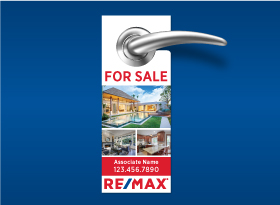 Door Hangers - REMAX