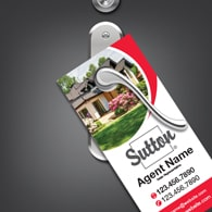 Door Hangers - Sutton