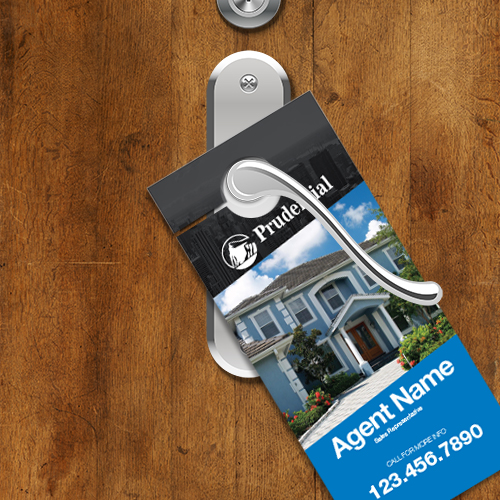 Door Hangers<br><br> - Prudential