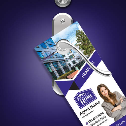 Door Hangers<br><br> - Right at Home