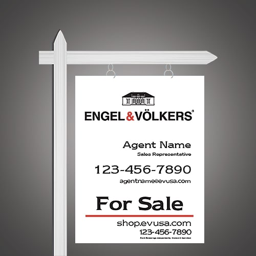 For Sale Signs - ENGEL & VOLKERS