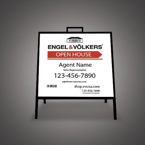 Insert Signs - ENGEL & VOLKERS