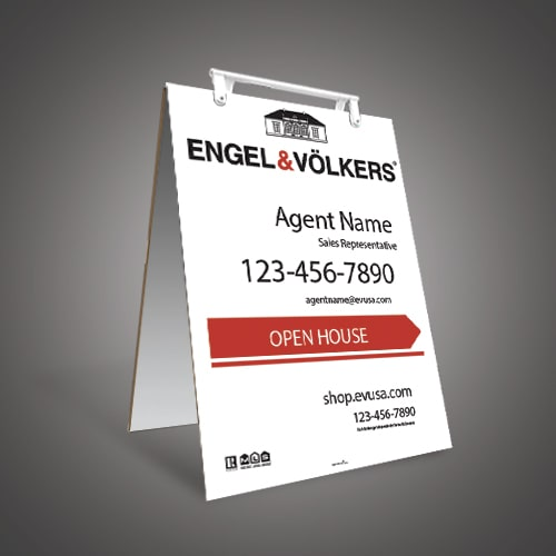Sandwich Boards (Standard) - ENGEL & VOLKERS