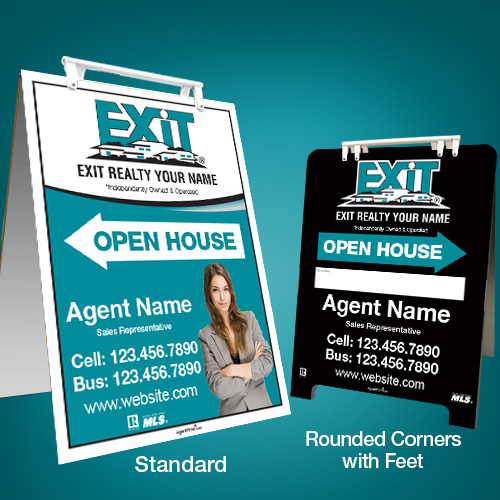 Sandwich Boards<br><br> - Exit Realty