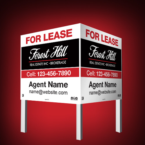 Commercial Signs<br><br> - Forest Hill