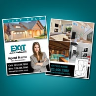 Feature Sheets - Exit Realty