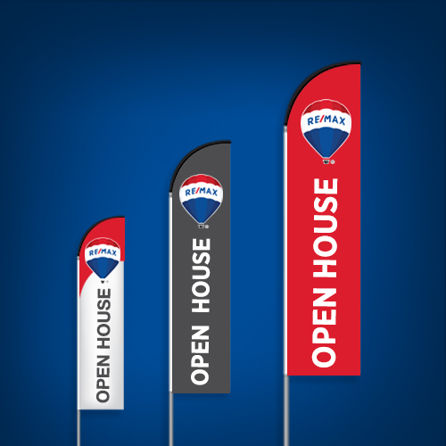 Straight Flags<br><br> - RE/MAX