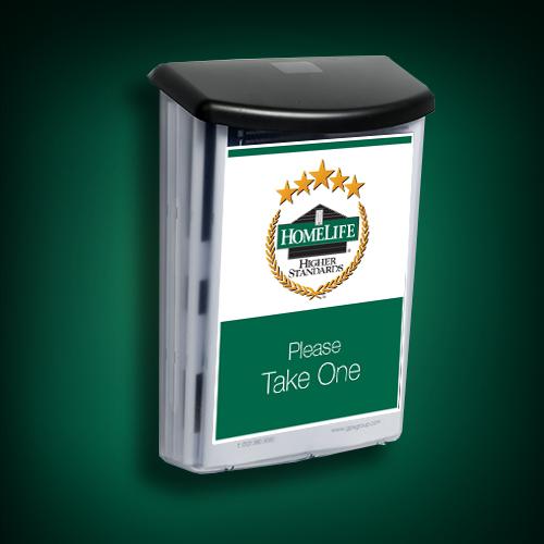 Brochure Boxes<br><br> - HomeLife