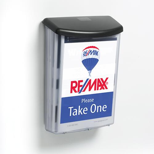 Brochure Boxes<br><br> - RE/MAX