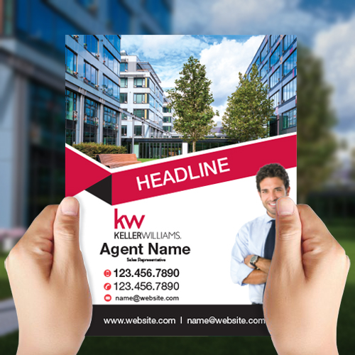 Feature Sheets<br><br> - Keller Williams