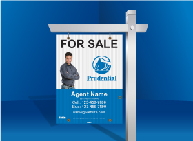 For Sale Signs - Prudential
