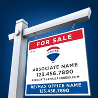 For Sale Signs - RE/MAX