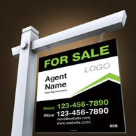 For Sale Signs - Independent Realtor