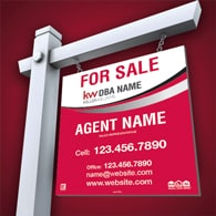 For Sale Signs - Keller Williams