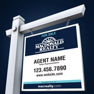 For Sale Signs - Macdonald Realty