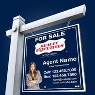 For Sale Signs - Realty Executives
