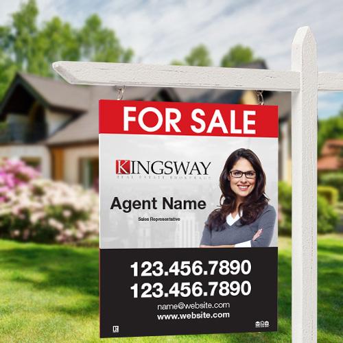 For Sale Signs<br><br> - Kingsway