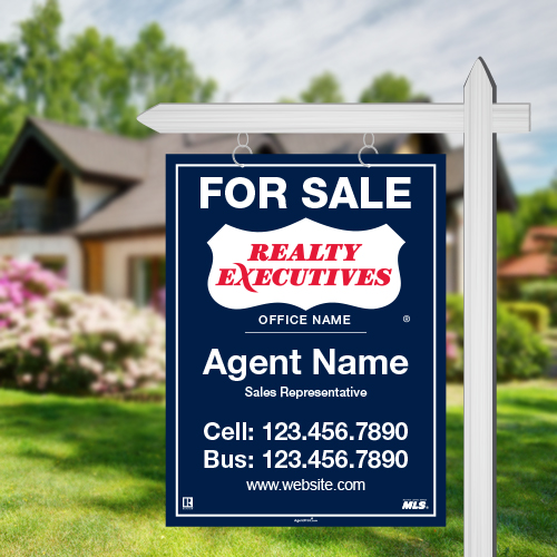 For Sale Signs<br><br> - Realty Executives