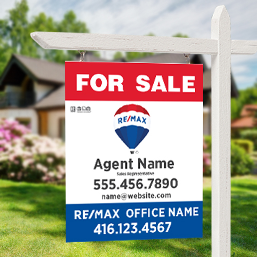 For Sale Signs<br><br> - RE/MAX