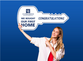 Coldwell Banker</br>Closing Key Signs