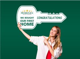 Homelife</br>Closing Key Signs