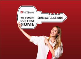 Kingsway</br>Closing Key Signs