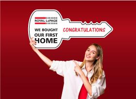 Royal LePage</br>Closing Key Signs