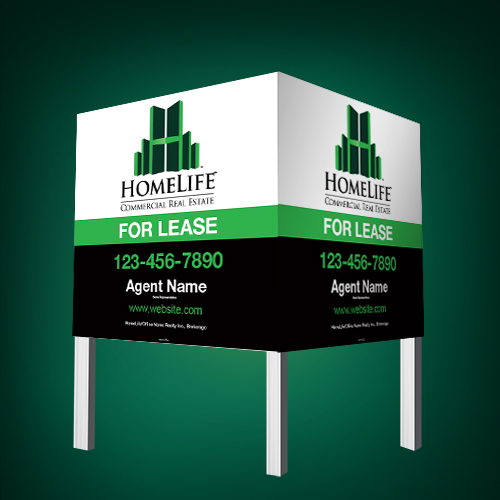 Commercial Signs<br><br> - HomeLife