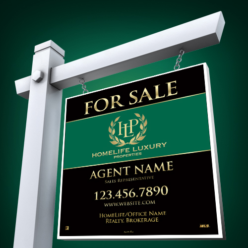 For Sale Signs<br><br> - Homelife