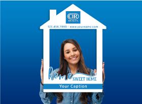 CIR Realty</br>House Photo Booth Frames