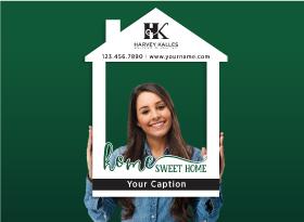 Harvey Kalles Real Estate</br>House Photo Booth Frames