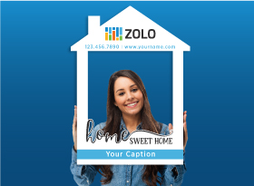 Zolo</br>House Photo Booth Frames
