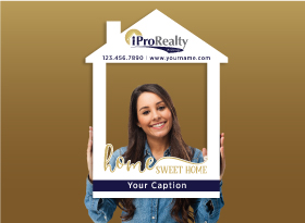 iPro Realty</br>House Photo Booth Frames
