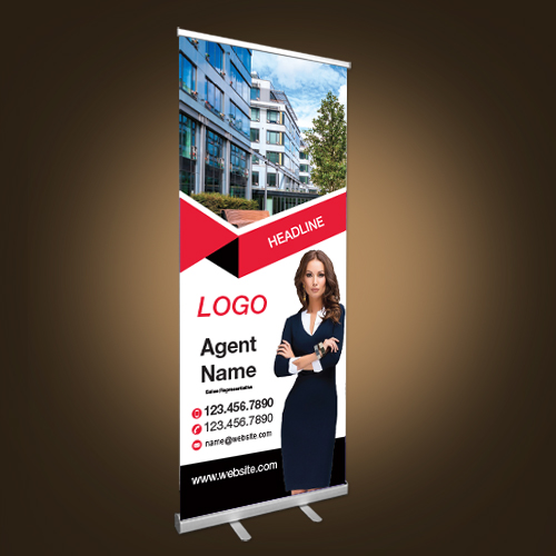 Roll-Up Banners<br><br> - Independent