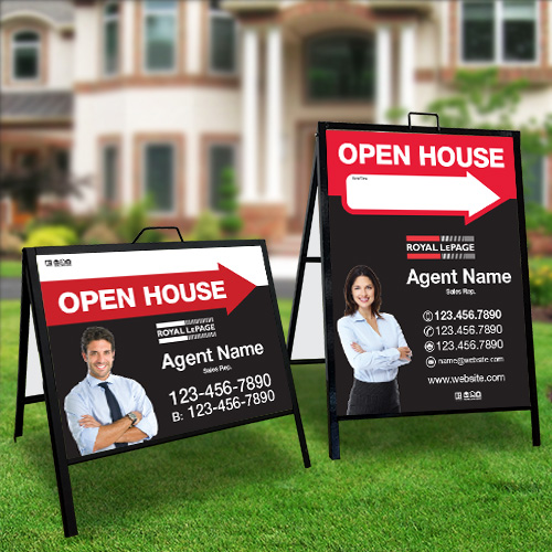 Insert Signs<br><br> - Royal LePage