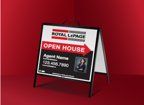 Insert Signs - Royal LePage