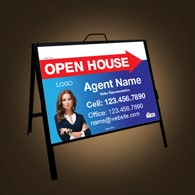 Insert Signs - Independent Realtor