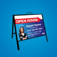 Insert Signs - Relaxed Living Realty Inc.