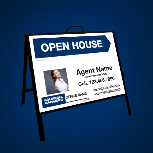 Insert Signs<br><br> - Coldwell Banker