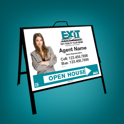 Insert Signs<br><br> - Exit Realty