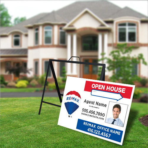 Insert Signs<br><br> - RE/MAX