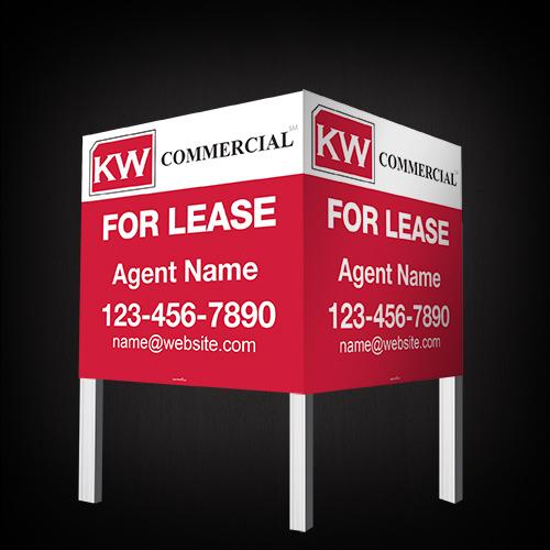 Commercial Signs<br><br> - Keller Williams