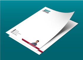 Letterheads - EXIT Realty
