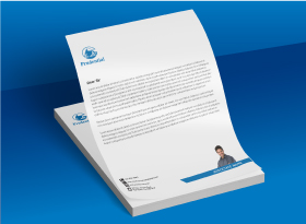 Letterheads - Prudential