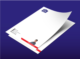 Letterheads - Right at Home