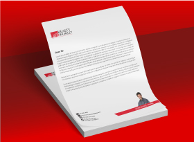 Letterheads - Realty World