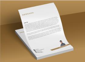 Letterheads - Zoocasa